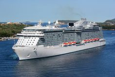 Regal Princess Will Be The Star of an UK Cruise Documentary