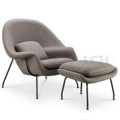 Womb Chair And Ottoman Replica Eero Saarinen Replication