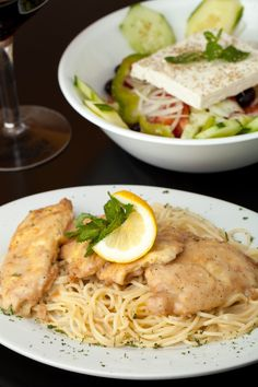 15 Minute Garlic Lemon Chicken Recipe