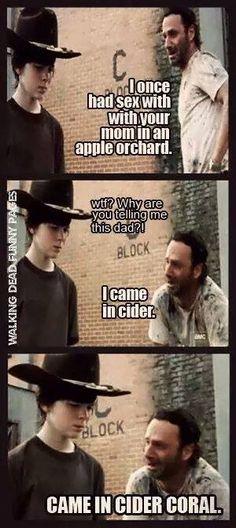 Coral joke