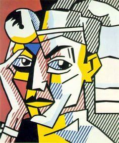 Roy Lichtenstein - 'Dr. Waldmann' 1979