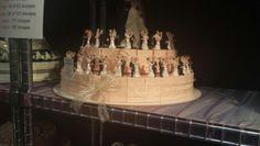 Bedankjes taart