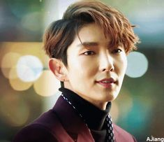 JoonGi smile cr for making the gif to AJiang