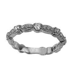 I would love an antique diamond wedding band Diamond Bands, Diamond Wedding Bands, Diamond Cuts, Wedding Rings, Wedding Stuff, Dream Wedding, Wedding Ideas, Antique Wedding Bands, Antique Engagement Rings