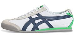 Onitsuka Tiger Mexico 66 White/Dark Navy (HL7C2-0151)