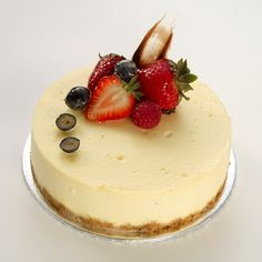 plain cheese cake