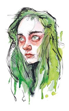 Limited Artprints aviailable at shop.dominicbeyeler.com    #dominic beyeler #Portrait # Portraitsketch # Sketch #Drawing #Draw #Portraitdrawing #Art #Aquarelle #Watercolor #Messylines #Ink