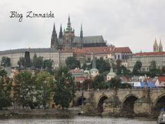 Zinnaida : Prague Castle & Karl Bridge - Castelul Praga si podul Carol