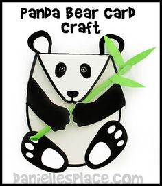 20 best panda bear crafts images on pinterest panda craft panda