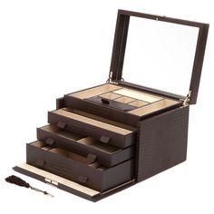 Palermo Large Jewelry Box on AHAlife