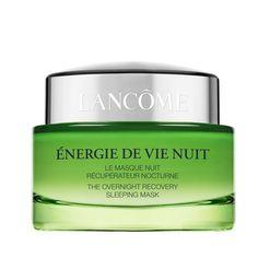 Energie de Vie nuit Lancôme, achat Le masque nuit récupérateur nocturne de Lancôme prix promo Lancôme 66.00 €