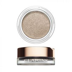 Buy Silver / Ivory Clarins Ombre Iridescent Aqua Eyeshadow from our Makeup range at John Lewis & Partners. Aqua Eyeshadow, Iridescent Eyeshadow, Sparkle Eyeshadow, Cream Eyeshadow, Eyeshadow Makeup, Rose Gold, Silver Roses, Pink Makeup, Beauty Makeup