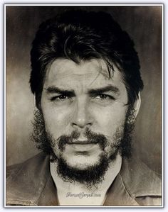© Liborio Noval, ca. Portrait of Ernesto Che Guevara ---