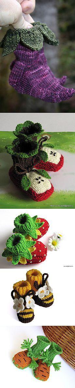 Calcetines para niños.
