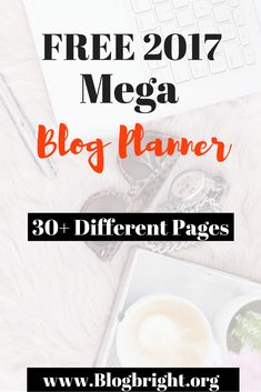 Are you looking for the best FREE Blog Planner on the internet? Well you need not look any further. I will seriously hook you up! This is a huge Blog Planner with EVERYTHING you will need for the whole year, Get it Girl!