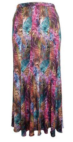 Sixteen47: Jewel  Print  Bias 15 Panelled bias  skirt  #plussize #plus-size #fashion #plus #size #dawnfrench #plussizefashion #plussizestyle #curvyfashion #curvy #fashionforwardplus #plussizefashion #plussizeblogger #psstyle #psfashion #fullfigured