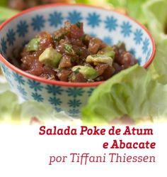 Uma receita ideal para um dia quente, por Tiffani Thiessen