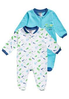 Jacky Baby 2 PACK - Piżama - light blue za 79 zł (17.05.16) zamów bezpłatnie na Zalando.pl.