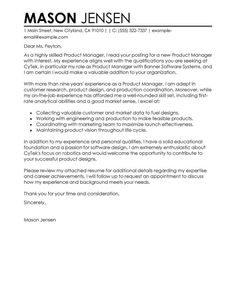 free cover letter templates free cover letter templates job application livecareer education