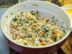 Lime and herb chicken salad - from Mimi Spencer's Fast Beach Diet