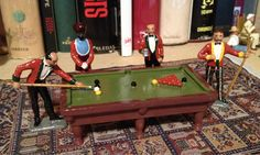 Mess dress Billards. A need for my collection.....