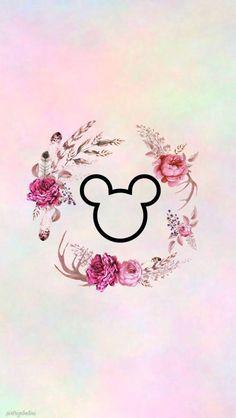 Disney Phone Wallpaper, Wallpaper Stickers, Phone Screen Wallpaper, Iphone Wallpaper, Story Instagram, Instagram Design, Disney Princess Pictures, Disney Pictures, Flower Backgrounds