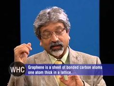 White House Chronicle - Prof. Nitin Padture talks about #graphene