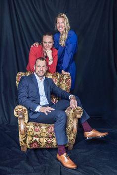 Mimi Mollerus, Annemarie Widmer und Peter Patrik Roth haben den Finger am Puls der Zeit und führen die Betriebe ihrer Väter in die Zukunft.
