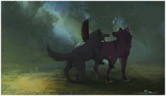 Wolves / (The Truth by Naviira.deviantart.com on @DeviantArt)