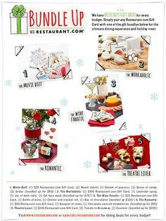 #GetBundled With Restaurant.com's Holiday Gift Guide And Giveaway! | @Restaurant.com #spon http://wp.me/plszx-4dg