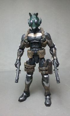 Greedo - Black Series (Star Wars) Custom Action Figure