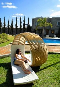 Garden Chair For Two