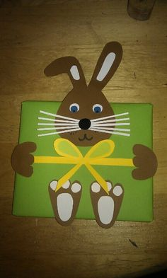 Easter-CD gift wrap