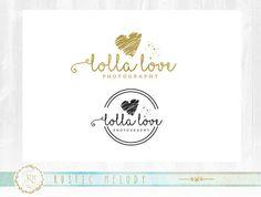 Heart Logo,Photography Logo Design , Boutique Logo ,Camera Logo, Decor Logo Design ,Fashion Logo ,Watermark, Bakery logo