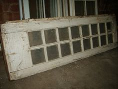 Repurposing Junk Ideas | Old windows and doors - JUNKMARKET Style