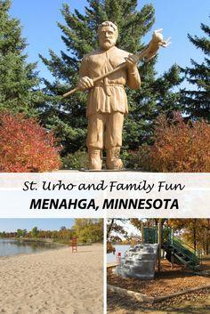A Family Guide to Menahga, Minnesota