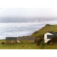 Mynachdy'r Graig - Welsh Farm on Cardigan Bay