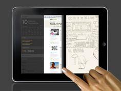 Envie d'une tablette double écran ? Il y a une application pour ça !