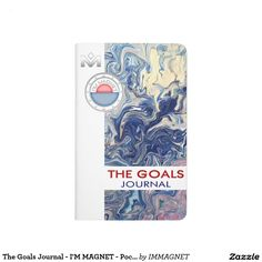 The Goals Journal - I'M MAGNET - Pocket
