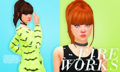 Holosprite | Custom Content for the Sims 4 - 10,000+ Followers Gift