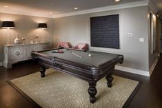 Inspiring game rooms decorating ideas | Room themes, Formal living ...