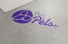 Diseño de Logotipo Pels Pels.es