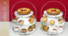 Dopecherryblossomheart — carameli-ze: Sweets (clutter) 111 simoleons TS4...