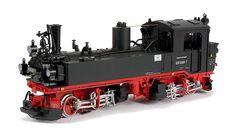 DR Dampflok (Steam locomotive) IV K 99 1568-7