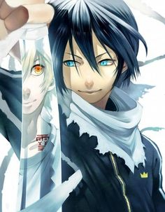 Uploaded by D-Linku Animes. Find images and videos about anime, noragami and yato on We Heart It - the app to get lost in what you love. Anime Wolf, Manga Anime, Art Anime, Anime Eyes, Manga Art, Female Anime, Anime Noragami, Yatogami Noragami, Nora Noragami