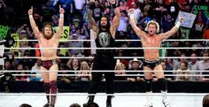 WWE Smackdown results: Daniel Bryan, Dolph Ziggler and Roman Reigns take over in a new partnership.  http://www.independent.co.uk/sport/general/wwe-mma-wrestling/wwe-smackdown-results-daniel-bryan-dolph-ziggler-and-roman-reigns-take-over-in-a-new-partnership-10170367.html