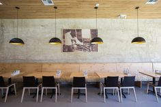 Charming restaurant aesthetics: Pine + Crane, A Serene Taiwanese Cafe in Silver Lake