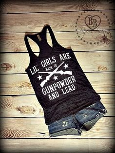 Mind Reader Country Tank Top Racerback Burnout Tank by BijouBuys Country Girl Style, Country Fashion, Country Outfits, Country Girls, Country Girl Shirts, Country Life, Country Wear, Western Style, Country Attire