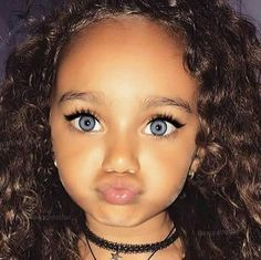 Cute little black girl hairstyles - Süß - Frisyrer Cute Mixed Babies, Cute Black Babies, Beautiful Black Babies, Cute Baby Girl, Cute Little Girls, Beautiful Children, Cute Babies, Black Boys, Cute Kids Fashion