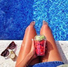 poolside happiness #i4Swim